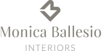 logo Monica Ballesio Interiors