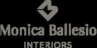 logo Monica Ballesio Interiors