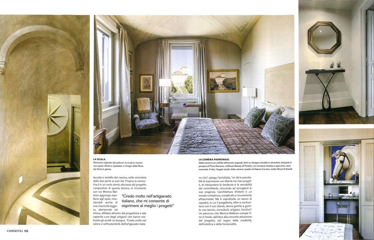 Case E Stili Design monica ballesio | monica ballesio interiors